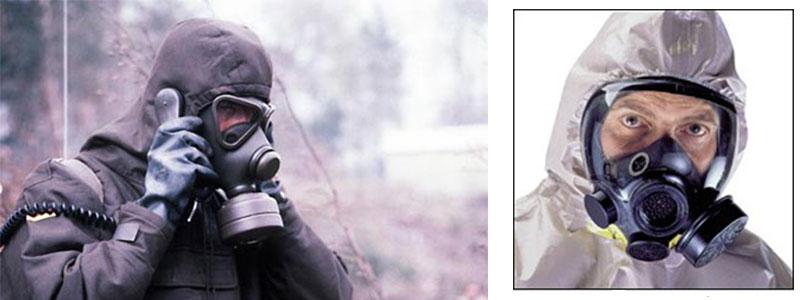 gaz maskesi modelleri