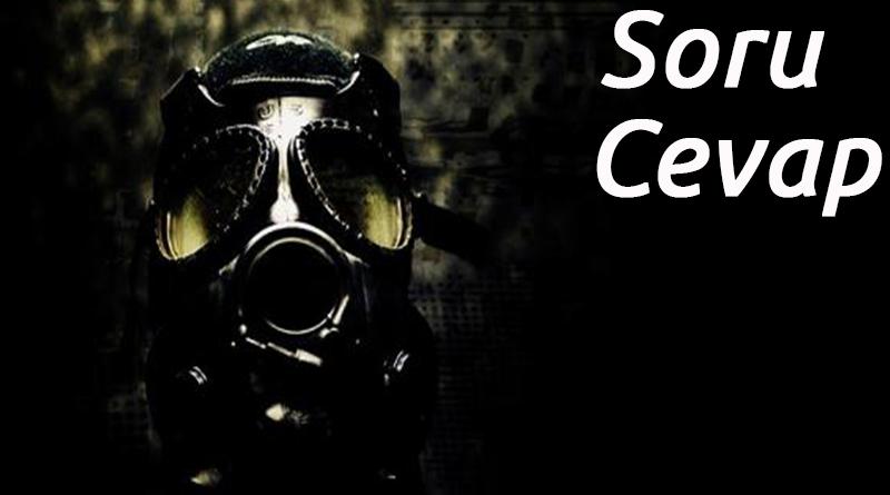 gaz maske filtresi kullanım süresi