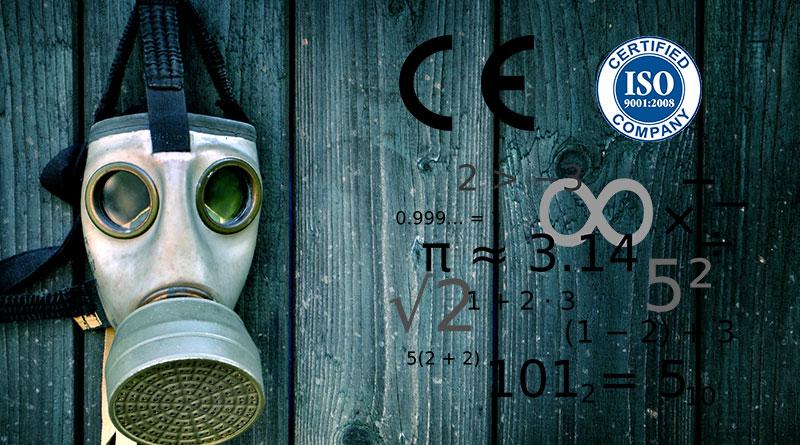 gaz maskesi standartlari