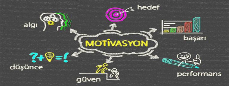 Motivasyonun birden fazla yolu vardır.